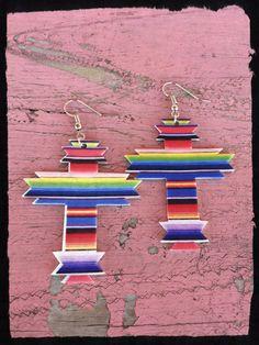 The Bling Box - Serape Cross Earrings, $16.99 (http://www.theblingboxonline.com/products.php?product=Serape-Cross-Earrings/)