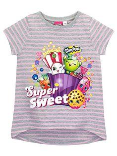 Shopkins Girls Shopkins T-Shirt *** CONTINUE @ http://www.kidsfashion4u.com/store/shopkins-girls-shopkins-t-shirt/?c=9064