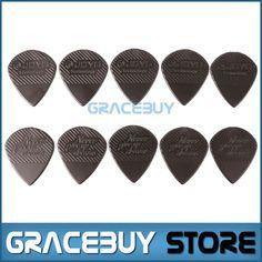 Selecciones de la Guitarra de JOYO antideslizante Negro Para Guitarra Eléctrica/Acústica/Bass/Popular Material de Acero Plástico Anti el desgaste de la Durabilidad de Plectro