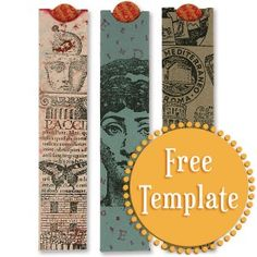 Slender Envelope Template - Stampington
