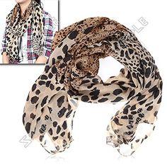 Leopard Patterned Long Neck Scarf Neckerchief Wrap Shawl for Girls Women UCGI http://www.amazon.co.uk/dp/B0190H05I0/ref=cm_sw_r_pi_dp_p.kzwb16WD1FF