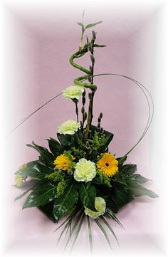 new wave Flower Arrangements | New Wave by Ben White ...