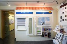 Das telering Ladenbaukonzept - OBV Objektbau Bomers GmbH Smart Home, Stores, Architecture, Loft, Electronics, Bed, Design, Furniture, Home Decor
