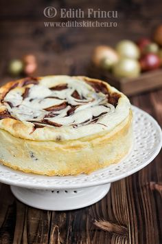 Pasca cu nutella Edith's Kitchen, Nutella, Camembert Cheese, Keto, Recipes, Food, Sweet Treats, Meal, Food Recipes