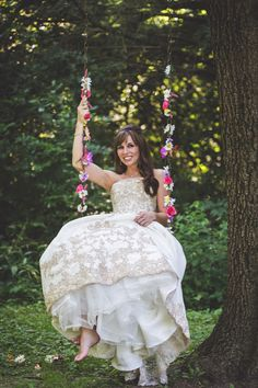 Rock the Dress: Styled Shoot: Balee Images