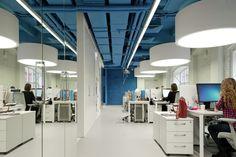 Gallery - OPTIMEDIA Media Agency Office / Nefa Architects - 3