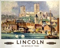 see britain by train posters - Google Search