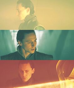 Loki, you have stolen my heart and shattered it into pieces all the while making  me love you even more