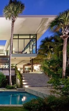 Luxury Homes In Miami ~Wealth And Luxury ~Grand Mansions, Castles, Dream  Homes