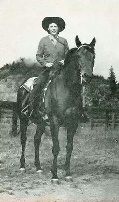 Seabiscuit, Mrs. Howard up... One of the most amazing racehorses.