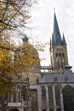 Day trip to Aachen, Germany