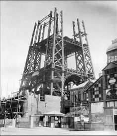 On 14 May The Blackpool Tower celebrated its Anniversary! Take a look at this history of The Blackpool Tower. Paris Torre Eiffel, Book A Hotel Room, British Seaside, War Photography, Beach Hotels, Luxury Travel, Trip Planning, Places To Travel, Traveling By Yourself