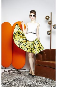 Alice and Olivia Spring summer 2013