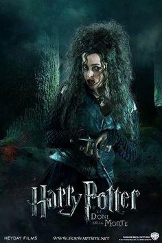 Bellatrix Lestrange - Harry Potter and the Deathly Hallows Part