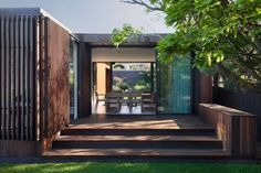 Humble House, maison côtière en Australie par Coy Yiontis Architects - Journal du Design