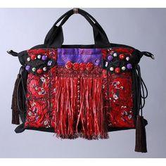 Guduo Chinese Ethnic Embroidered Bag - Cold Fragrance - Miyafeeling.com.  Mofee Wang · Embroidered Bags ... da870b5e28b65