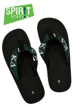 9c786bac54ae Kappa Delta ToeGoz Flip Flops
