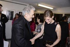 #StanaKatic & Placido Domingo at L.A. Opera's Placido Domingo In Concert And 15th Annual Domingo Awards (2013)