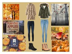 """""""♥Fall ♥"""" by mbrazdova ❤ liked on Polyvore featuring Acne Studios, Uniqlo and Sperry Top-Sider"""