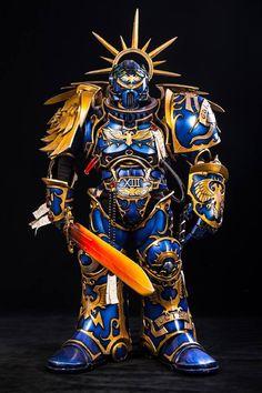 Roboute Guilliman Primarch, Regent of the Imperium