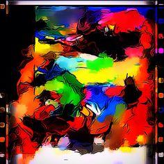 full of colour,  the revenge of life