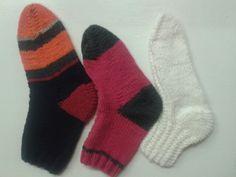 For wonter days. Knitted by Lenka