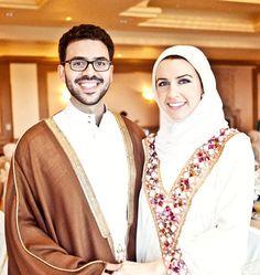 wedding Muslim couple #PerfectMuslimWedding.com