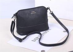 New autumn fashion preppy style stamp one shoulder bags women leather handbags women messenger bags women handbag