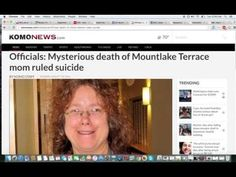 Researcher at Famous Cancer Center Found in Woods Ruled Suicide, But No One Buying It   Health Nut News