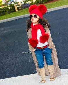 25 Amazing Boho-Chic Style Inspirations and Outfit Ideas Cute Kids Fashion, Little Girl Fashion, Toddler Fashion, Cute Baby Girl Outfits, Toddler Girl Outfits, Outfits Niños, Fall Outfits, Look Girl, Stylish Kids