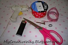 how to make hair bows another great instruction guide!!!