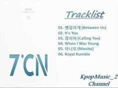 [Mini Album] 씨엔블루 (CNBLUE ) – CNBLUE 7TH MINI ALBUM 7ºCN
