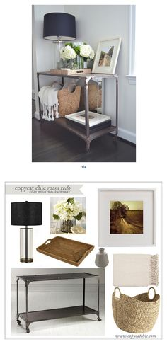 COPY CAT CHIC ROOM REDO I COZY INDUSTRIAL ENTRYWAY $530, at Carol, can we get this lower than 530?
