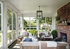 8 Porches We Wish We Could Relax On Right Now