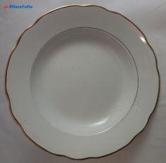 H 844 PIATTO FONDO IN CERAMICA MARCHIATO DIAMONDSTONE - http://www.okaffarefattofrascati.com/?product=h-844-piatto-fondo-in-ceramica-marchiato-diamondstone