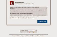 Lp.ilividnewtab.com pop-up est une infection d'adware malveillant qui se affiche sur les sites que vous naviguez