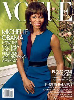 Michelle Obama for Vogue America