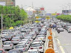 The city traffic police department is gearing up to launch a mobile based application to keep commuters apprised of traffic jams.