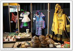 South African traditional dress at Ekhaya African Dress, African Outfits, South African Traditional Dresses, Xhosa, London Life, Days Out, Rajputi Dress, African Prints, Womens Fashion