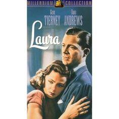 Laura - Great CLASS movie!