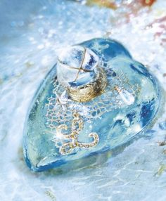 L De by Lolita Lempicka, my favorite perfume. @Jeremy Loralei Burbank Byatt, fellow mermaid lover, I think you'd like this.