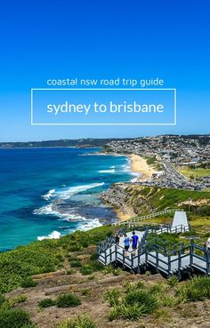 Sydney to Brisbane road trip itinerary. Your guide to driving coastal NSW. Picture of Bar Beach, Newcastle. Travel in Oceania. Australia Tourism, Australia Travel Guide, Coast Australia, Visit Australia, Western Australia, Queensland Australia, Australia Holidays, South Australia, Road Trip Hacks