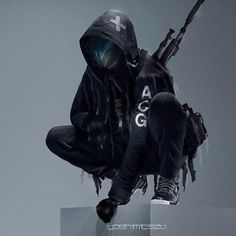 vibes// Hunters of the Order of Azoth – Bild Hafen – Chibby – Art Cyberpunk Kunst, Mode Cyberpunk, Cyberpunk Aesthetic, Cyberpunk Fashion, Steampunk Fashion, Gothic Fashion, Cyberpunk Anime, Fantasy Character Design, Character Concept