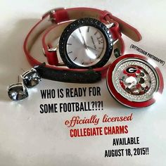 New! Origami Owl watches! Questions? owlisallyouneed@gmail.com