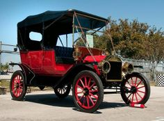 1911 Model T Ford Touring Car