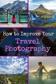 How to improve your travel photography so that you can come home with beautiful photos every single time. Which gear to use and all the tips and tricks!