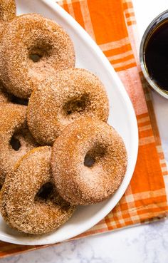 You've got to make this Baked Pumpkin Donut Recipe! They're the most light and fluffy donuts that are perfect with your morning coffee and best of all they're really quick and easy to make. Pumpkin Donut Recipe Baked, Baked Pumpkin, Donut Recipes, Pumpkin Recipes, Fall Recipes, Morning Coffee, Meal Prep, Meals, Baking