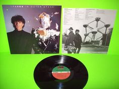 Sparks – In Outer Space 1983 Vinyl LP Record Synth-pop New Wave w/ Cool Places #1980sElectroSynthNewWave