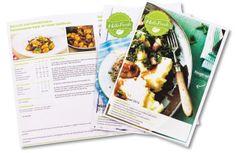 Heerlijke recepten incl. ingredienten bij je thuis bezorgd! Mmmm
