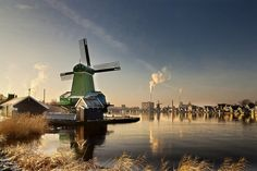 500px / Photo Zaanse Schans I by Isidoro M